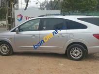 Cần bán xe Ssangyong Stavic đời 2008, màu bạc, xe nhập