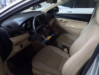 Bán xe Toyota Vios 1.5E đời 2015, màu bạc số sàn, giá chỉ 478 triệu