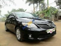 Cần bán gấp Toyota Corolla Altis 1.8G năm sản xuất 2011, màu đen như mới, giá chỉ 545 triệu