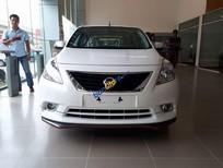 Bán Nissan Sunny XV - Premiums sản xuất 2018, màu trắng xe giao ngay