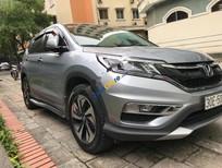 Xe Honda CR V 2.4 AT sản xuất năm 2017, màu bạc