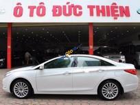 Bán ô tô Hyundai Sonata 2.0AT năm 2013, màu trắng, xe nhập chính chủ, giá 689tr