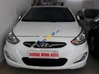 Bán ô tô Hyundai Accent 1.4AT sản xuất 2013, màu trắng