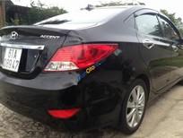 Bán Hyundai Accent đời 2012, màu đen, nhập khẩu nguyên chiếc còn mới