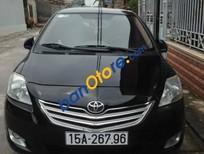 Bán xe Toyota Vios đời 2011, màu đen