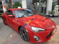 Bán ô tô Toyota FT 86 AT năm sản xuất 2012, màu đỏ, nhập khẩu