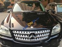 Cần bán xe Mercedes ML350 đời 2006, màu đen, xe nhập