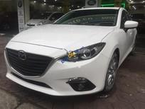 Xe Mazda 3 1.5L năm sản xuất 2016, màu trắng