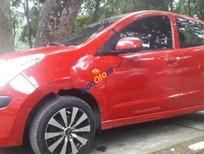 Bán Nissan Pixo 1.0AT đời 2011, màu đỏ, nhập khẩu, giá tốt