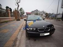 Cần bán lại xe BMW 3 Series 318i đời 2003, màu đen