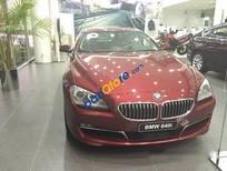 Bán ô tô BMW 6 Series 2017, màu đỏ