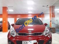 Bán xe cũ Kia Rio 1.4 AT sản xuất 2014, màu đỏ