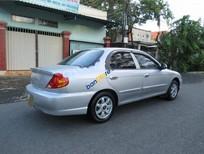 Bán ô tô Kia Spectra đời 2004, màu bạc, giá chỉ 142 triệu