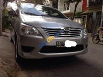 Chính chủ bán Toyota Innova 2.0 E 2013, màu xám