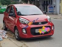 Bán Kia Morning Van đời 2015, màu đỏ, nhập khẩu