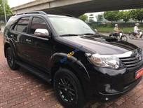 Bán xe Toyota Fortuner 2.5G sản xuất 2015, màu đen