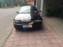 Bán ô tô BMW 3 Series 318I AT sản xuất 2005, màu đen, giá chỉ 360 triệu