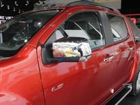 Bán xe Isuzu Dmax LS 2.5 4x2 AT đời 2017, màu đỏ, nhập khẩu