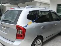 Bán gấp Kia Carens EXMT đời 2012, màu bạc số sàn, giá tốt