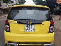 Bán Kia Morning SX đời 2010, màu vàng