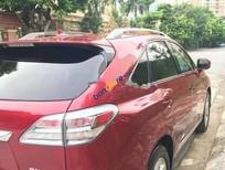 Xe Lexus RX 350 năm 2009, màu đỏ, nhập khẩu
