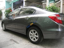 Cần bán xe Honda Civic 1.8 tự động 2013, màu xám titan