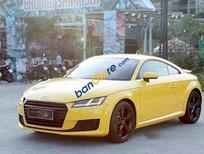 Cần bán Audi TT TT đời 2016, màu vàng, xe nhập