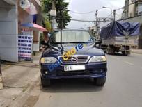 Cần bán Ssangyong Musso MT đời 2001 còn mới