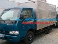 Xe tải 2.4 tấn Kia K165S xe 1.4 tấn, nâng tải 2.4 tấn, kích thước nhỏ gọn, a xe tải Kia 2 tấn 4