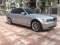 Cần bán xe BMW 3 Series 318i 2006, màu bạc, nhập khẩu, 1 chủ sử dụng từ đầu, 265 triệu
