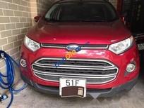 Cần bán gấp Ford EcoSport AT đời 2016, màu đỏ, xe nhập, giá 548tr
