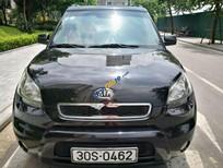 Cần bán xe Kia Soul sản xuất 2008, màu đen, xe nhập, 345tr