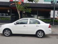 Bán ô tô Chevrolet Aveo 1.5MT đời 2016, màu trắng