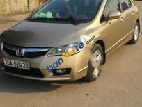 Bán Honda Civic 1.8 MT sản xuất năm 2009, giá chỉ 450 triệu