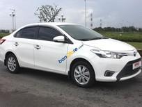 Cần bán xe Toyota Vios E 1.5MT đời 2016, màu trắng giá cạnh tranh