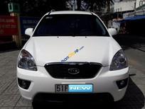 Bán xe Kia Carens EXMT sản xuất 2016, màu trắng