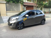Cần bán lại xe Kia Morning đời 2011, xe nhập số tự động