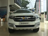 Giao ngay Ford Everest Trend 2.2L 4x2 AT màu trắng tại An Đô Ford, L/h: 0963483132