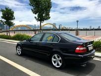 Bán ô tô BMW 3 Series đời 2003, màu đen, xe nhập