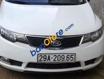 Cần bán lại xe Kia Forte AT đời 2011, màu trắng, giá chỉ 415 triệu