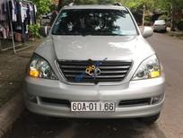 Bán Lexus GX 470 2004, màu bạc, nhập khẩu