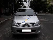 Cần bán Toyota Innova G 2.0 đời cuối 2010, xe nhà số sàn