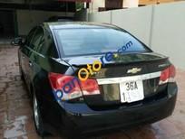 Bán Chevrolet Cruze đời 2011, màu đen, xe gia đình mua đi làm, không kinh doanh vận tải