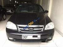Bán ô tô Daewoo Lacetti EX năm 2011, màu đen chính chủ giá cạnh tranh