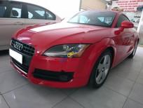 Chính chủ bán Audi TT S 2.0 AT đời 2008, màu đỏ, xe nhập
