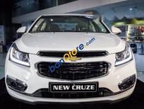 Bán ô tô Chevrolet Cruze 1.8LTZ sản xuất 2017, màu trắng