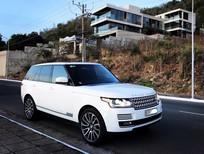 Bán ô tô LandRover Range Rover sản xuất 2014, nhập khẩu chính hãng