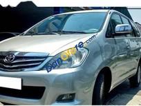 Chính chủ bán Toyota Innova G đời 2010, màu bạc