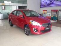 Bán Mitsubishi Attrage 1.2 CVT sản xuất 2018, màu đỏ, nhập khẩu, giá chỉ 506 triệu