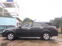 Bán Daewoo Lacetti EX năm 2011, màu đen xe gia đình, giá chỉ 255 triệu